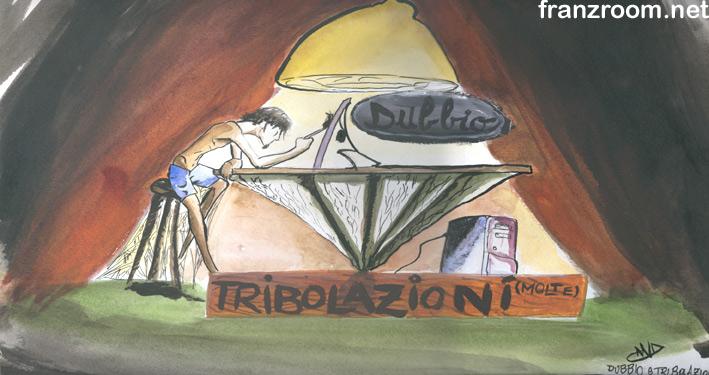 Dubbio e Tribolazioni - Andrea Franzosi, franzroom.net