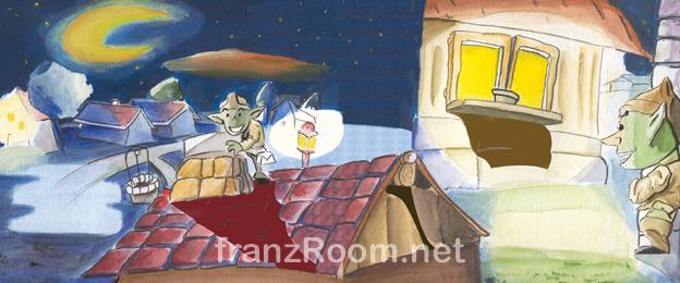 illustrazione per infanzia, Andrea Franzosi franzroom.net