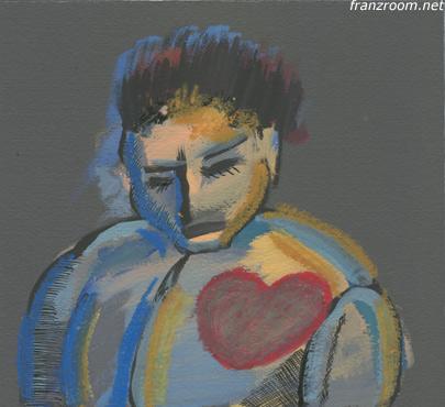 Lutto - Andrea Franzosi, franzroom.net