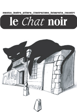 Logo Le Chat Noir