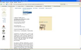 <em>Le Opere e i Giorni</em> website