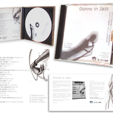 Donne in Jazz cover