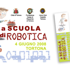 1° Meeting di Robotica
