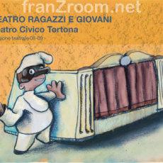 Cover opuscolo Teatro Ragazzi
