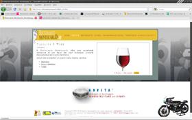 <em>Ristorante Montecarlo</em> website