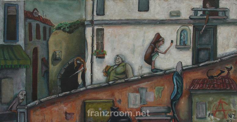 Ascesi e Persi, Spaesamenti - Andrea Franzosi franzroom.net