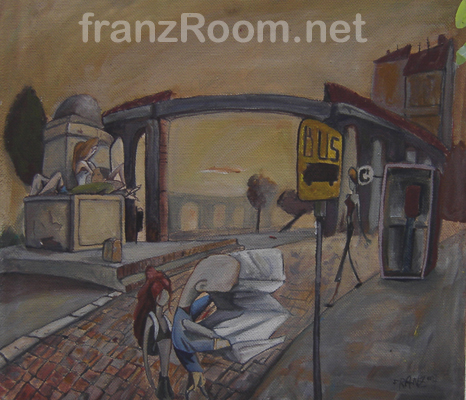 Scavi nel Nonluogo, Spaesamenti - Andrea Franzosi franzroom.net