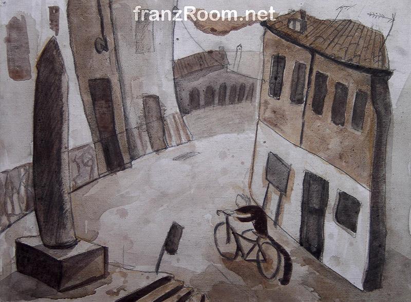 In Salita, Spaesamenti - Andrea Franzosi franzroom.net