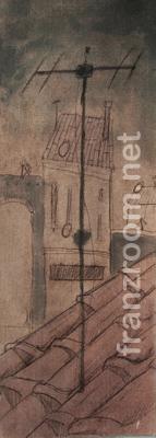 Non Ti trovo sui tetti, Spaesamenti - Andrea Franzosi franzroom.net