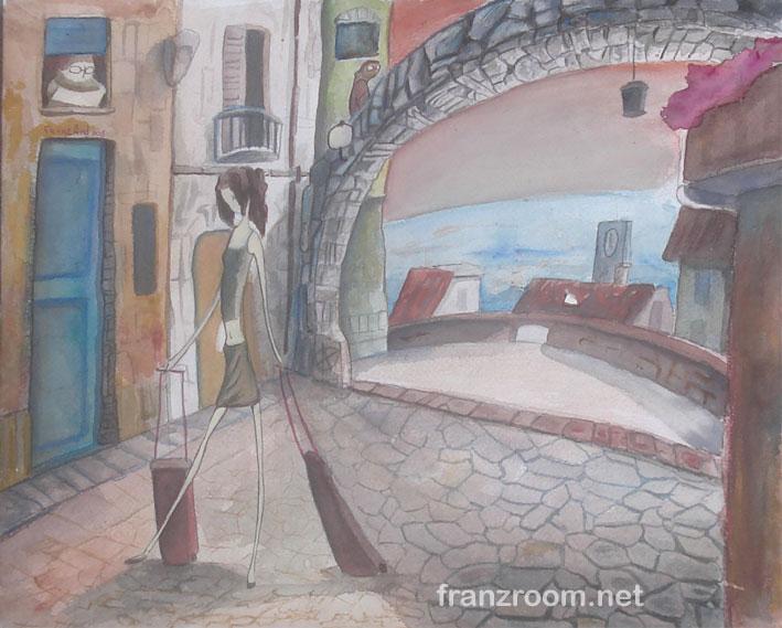 Arrivederci, Spaesamenti - Andrea Franzosi franzroom.net