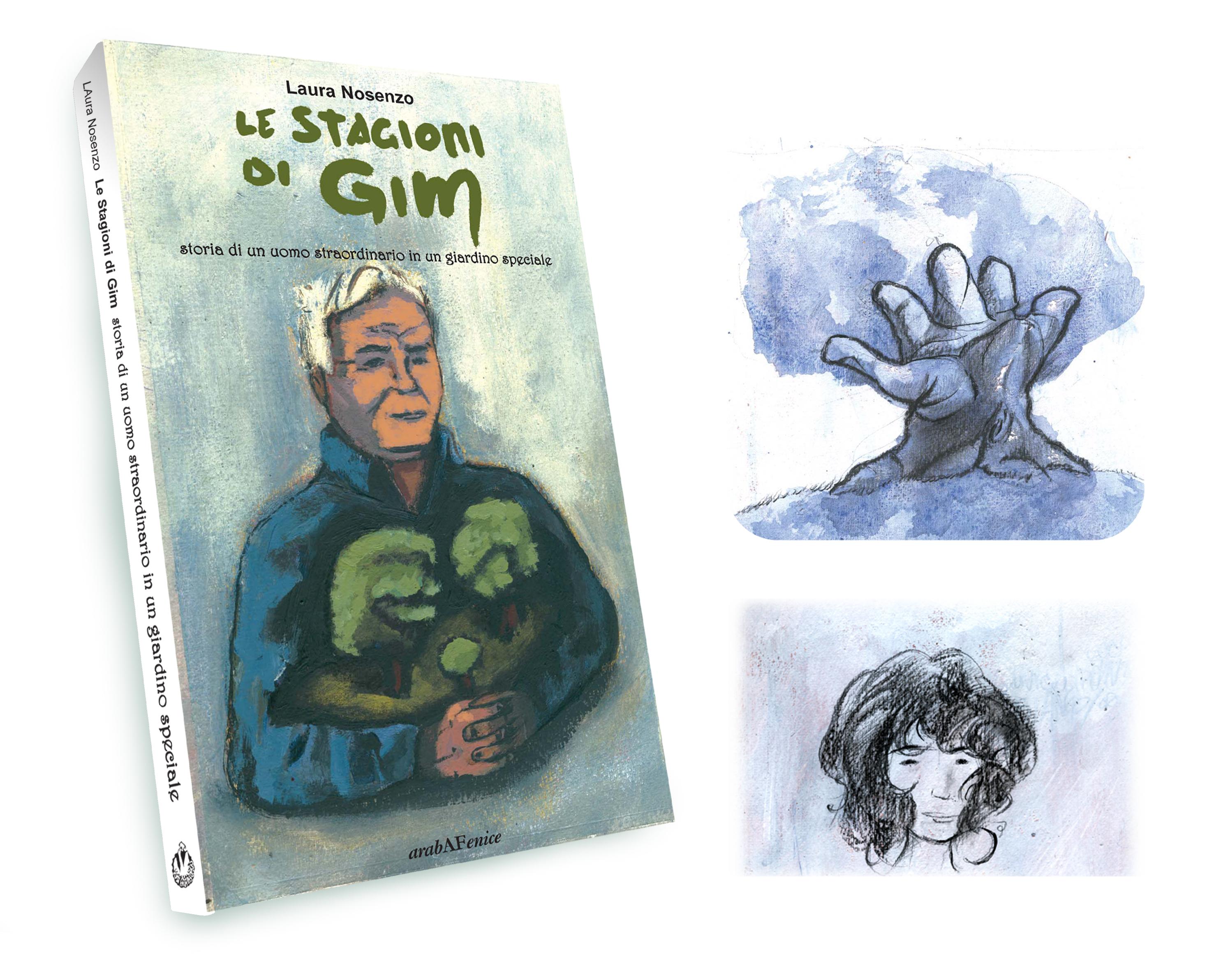 Le Stagioni di Gim - Cover Design Andrea Franzosi