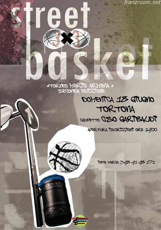 Torneo Armana 2006 3×3 Street Basket