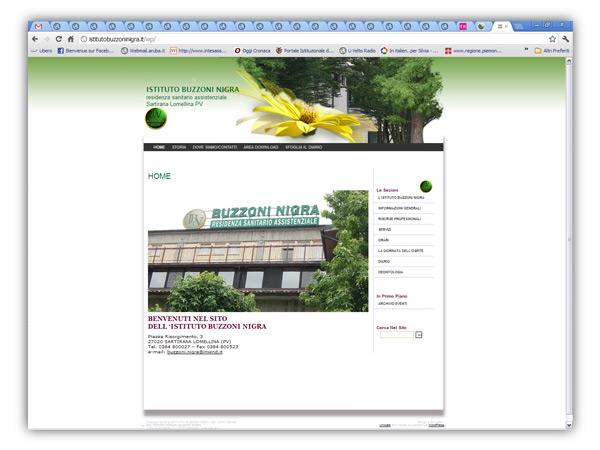 <em>Istituto Buzzoni-Nigra</em> website