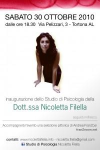Inaugurazione Studio Filella + expo Andrea Franzosi