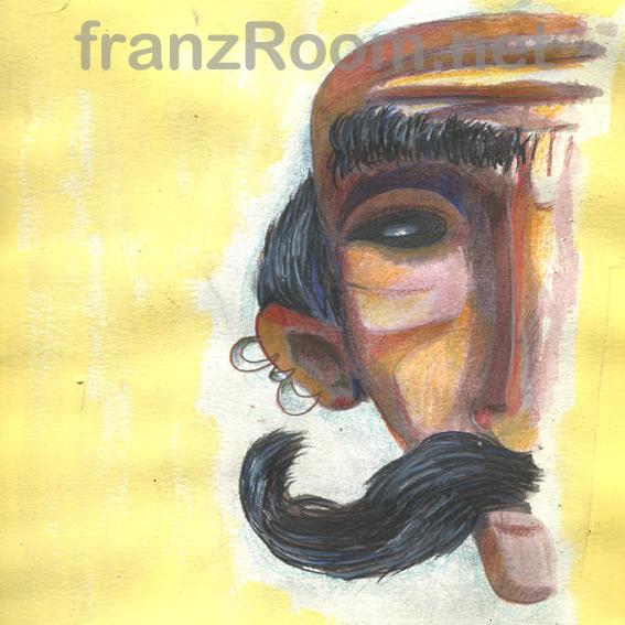 Ritrarre Nessuno 01 - Andrea Franzosi, franzroom.net