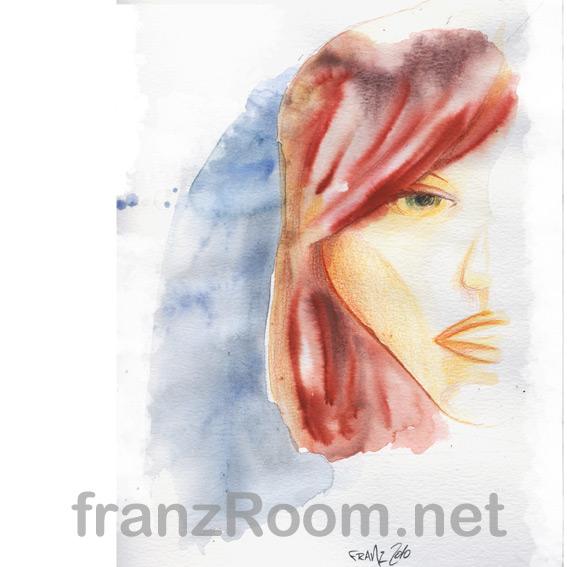Ritrarre Nessuno 02 - Andrea Franzosi, franzroom.net