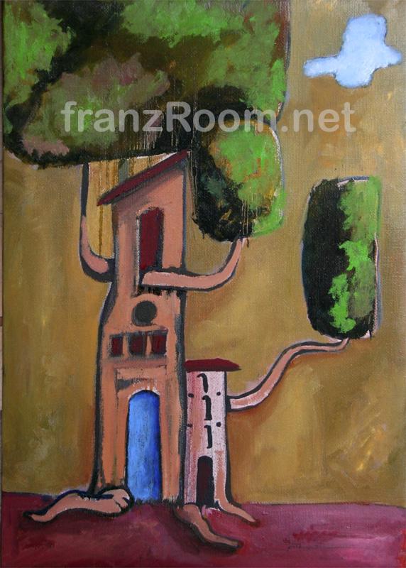 la Casa Nell Albero Arbores Andrea Franzosi franzRoom.net