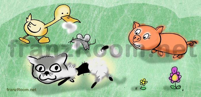 Il Gatto di Zucchero  - Andrea Franzosi franzroom.net