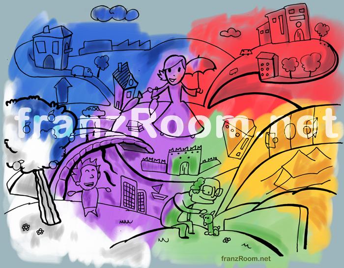 Colorlandia  - Andrea Franzosi franzroom.net