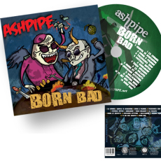 Ashpipe, Born Bad cover