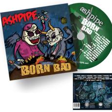 Ashpipe, Born Bad cover