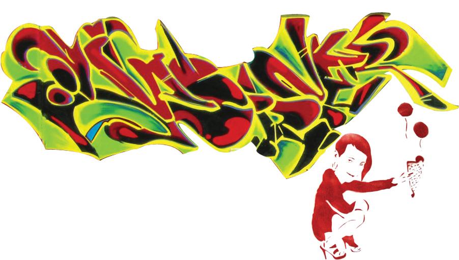 bottega d arte urbana, street Art