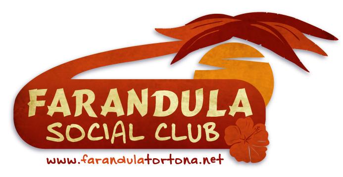 Farandula Social Club identity