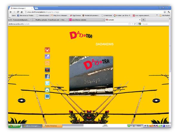 <em>Dadatra</em> website