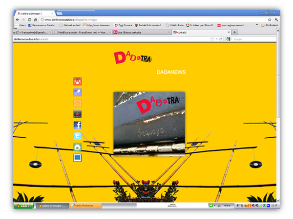 Dadatra website