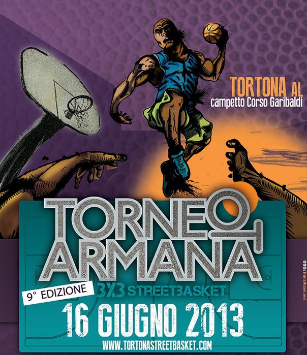 Torneo Armana 2013 3×3 Street Basket