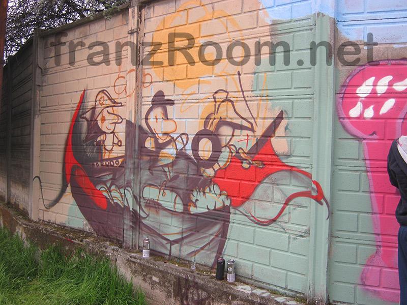 Bottega d'Arte Urbana – Laboratorio di Street Art