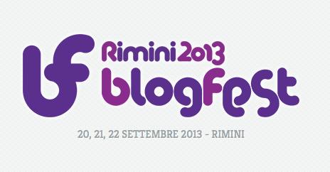 blogFest2013 logo
