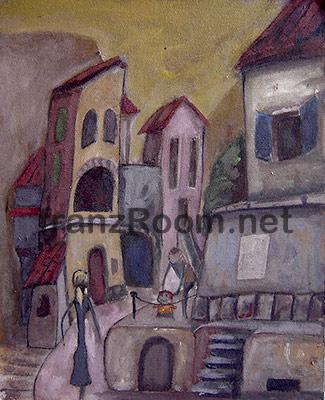 Spaesamenti, Andrò di là - Andrea Franzosi franzRoom.net