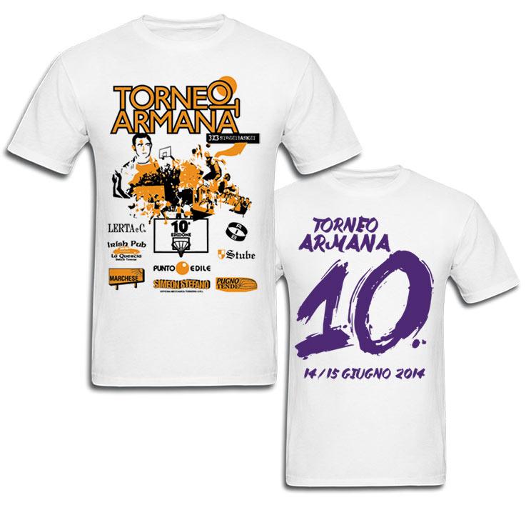Torneo Armana 2014 tShirt franzRoom.net