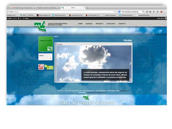 mvf website by franzRoom.net
