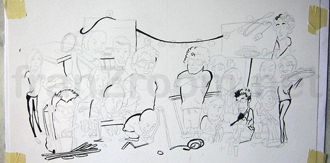 franzRoom.net - illustrazione Staff Armana - semidef