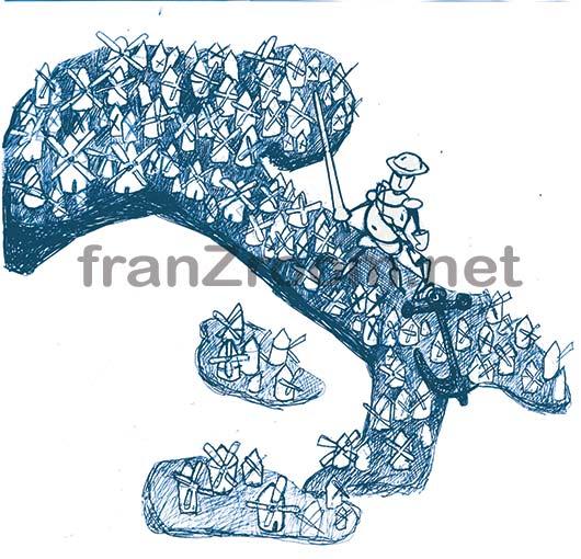 Ashpipe, Ancorati - Don Chisciotte by Andrea Franzosi, franzRoom.net