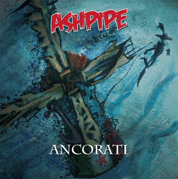 Ashpipe Ancorati - cover design by franzRoom.net Andrea Franzosi