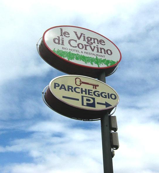 Le Vigne di Corvino -  banner
