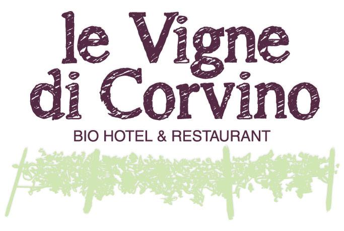 Le Vigne di Corvino- logo design by franzRoom.net