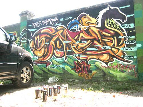 franZ @ Street Players 2015