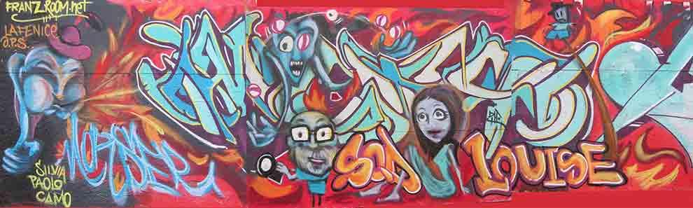 MOrSer per SquD e LouisE - St.Art Tortona 2015