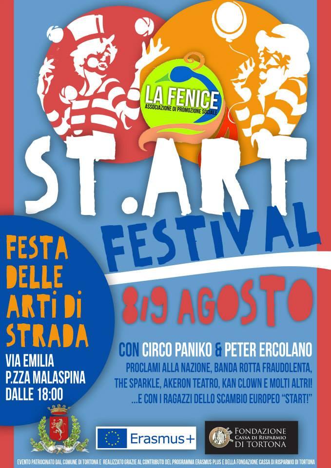 locandina ST.ART F estival 2015