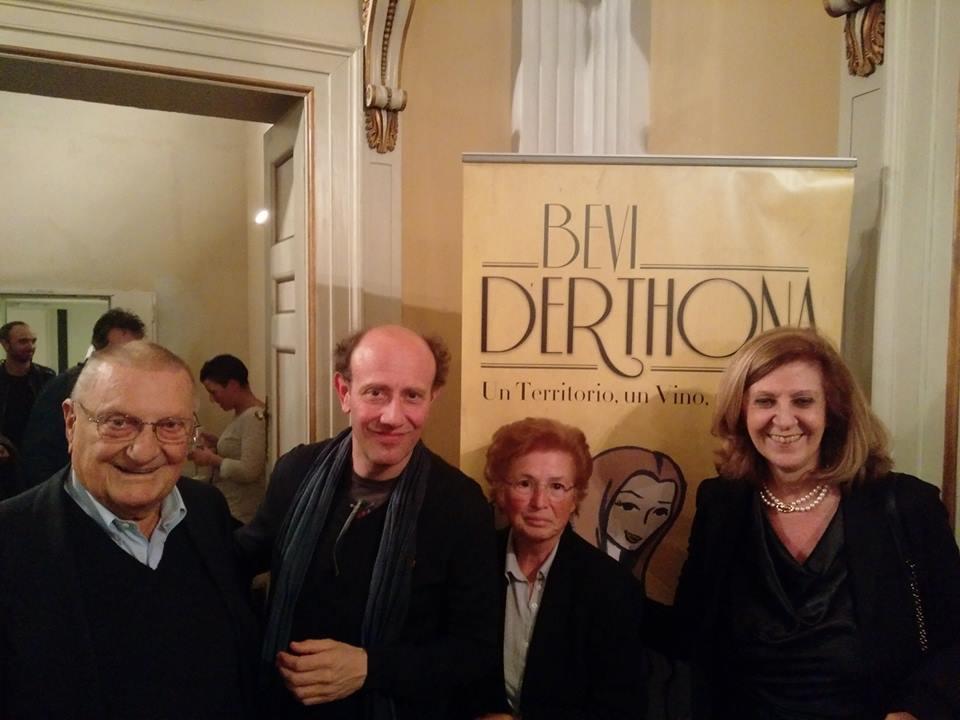 Bevi Derthona - Teatro Civico Tortona Ale e Franz - franzRoom.net
