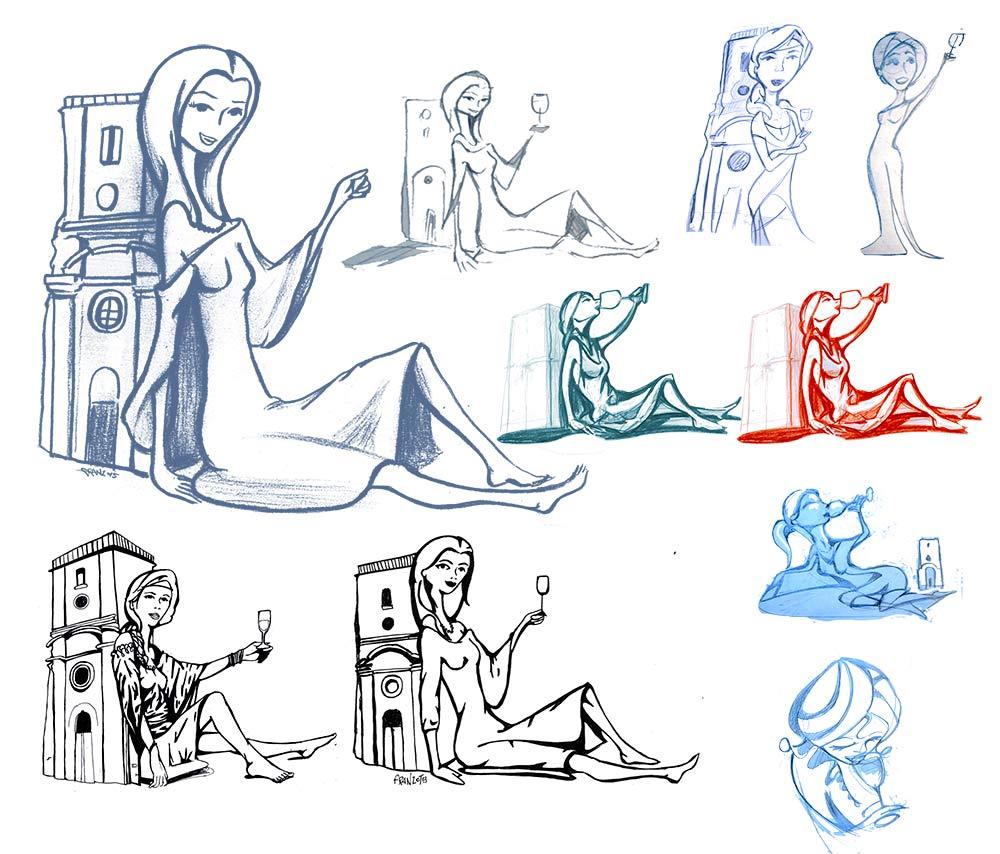 illustrazione-Derthona_Timorasso-bozzetti
