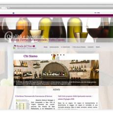 <em>Strada dei Vini dei Colli Tortonesi</em> website