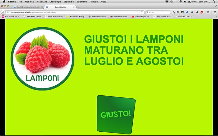 Buon Appetito franzRoom.net