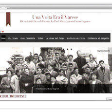 <em>EraIlVarese</em>  website