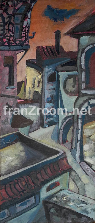 Spaesamenti, Tramonti di Ferragosto - Andrea Franzosi franzRoom.net