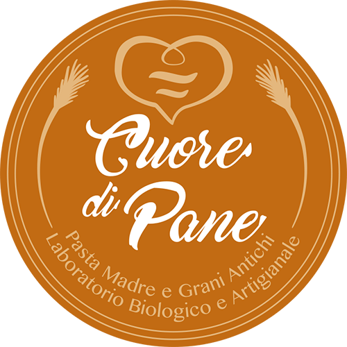Logo Cuore di Pane 2 Colori